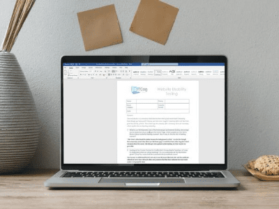 EdITCon Digital Usability Testing Service